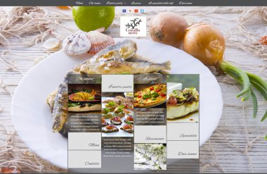 produzione siti web ristoranti