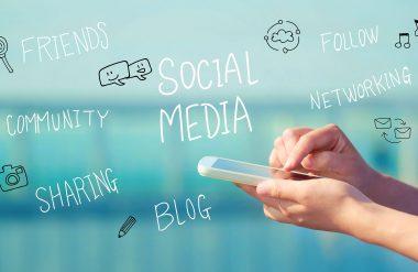 produzione pagine social